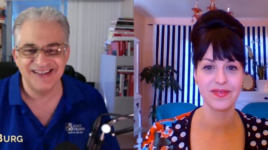 Bob Burg shares his wisdom on how to attract a steady stream of clients by being a Go-Giver!