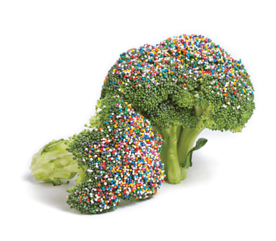 You've got to eat your Business Broccoli - Sarena Miller - BusinessBetterment - BusinessBetterment.com